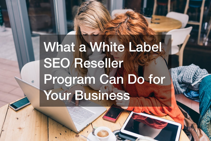 What a White Label SEO Reseller Program Can Do for Your Business